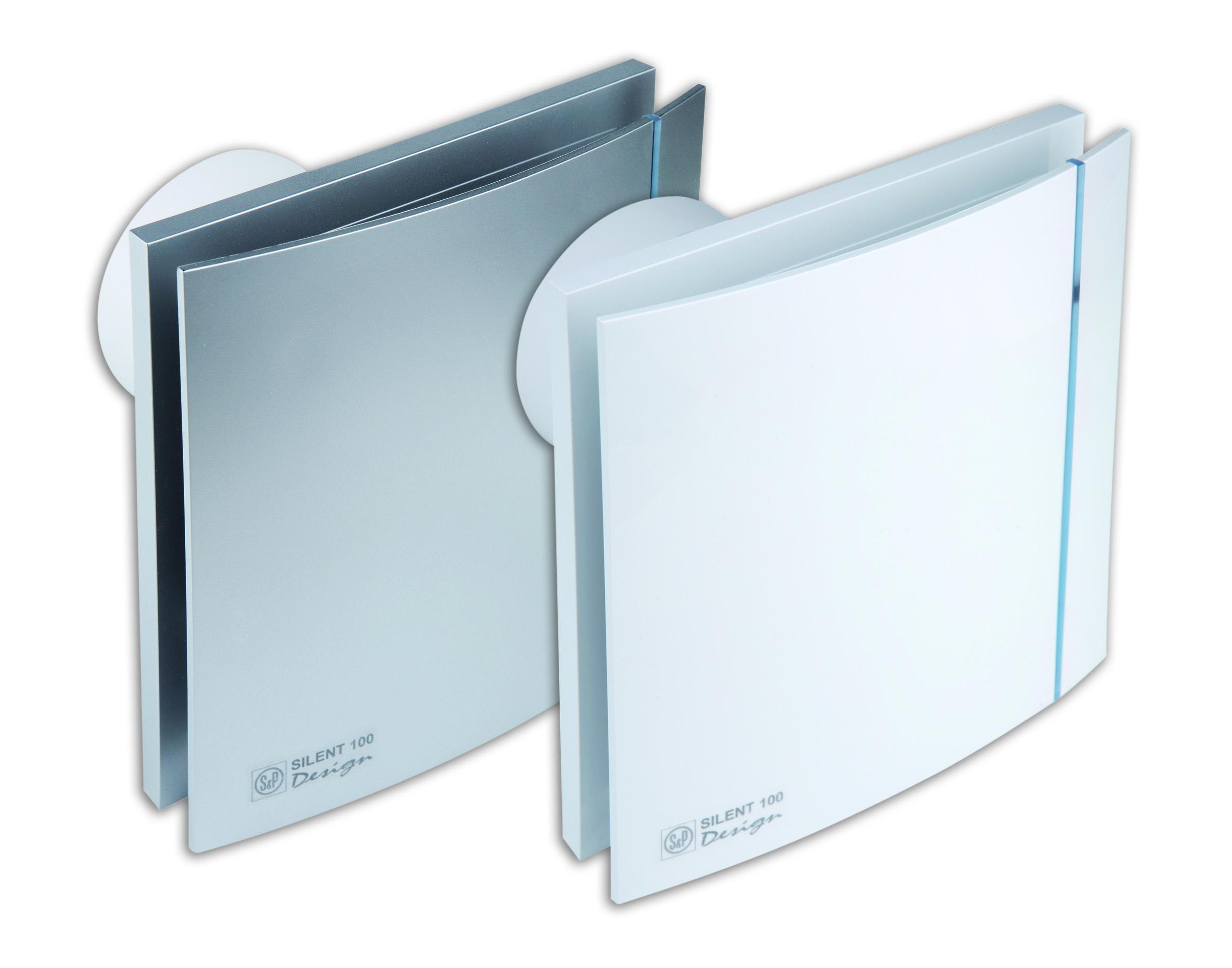 SILENT-100 DESIGN white-silver _ blanco-plata S&P