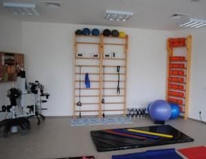 Физкултурен салон Здравец