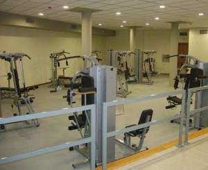 Фитнес зала Лонгоз