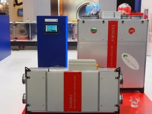ЕВБ на щанд на Тангра на Международния технически панаир Mostra Convegno Expocomfort