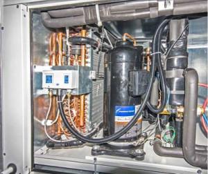 термопомпен модул