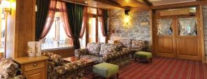 Хотелска част Пирин голф и СПА