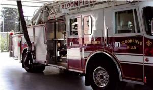 Nederman - локална екстракция в пожарни