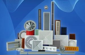 Модели вентилационни решетки