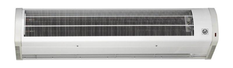 завеса с воден топлообменник COR-NW S&P