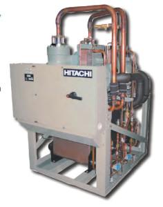 термопомпен агрегат rcue